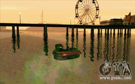 Tini ENB V2.0 Last for GTA San Andreas second screenshot