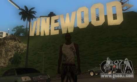 ENB for medium PC for GTA San Andreas