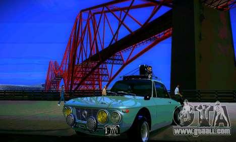 ANCG ENB v2 for GTA San Andreas third screenshot