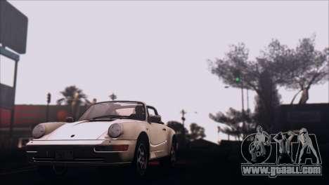 Strong ENB for GTA San Andreas sixth screenshot