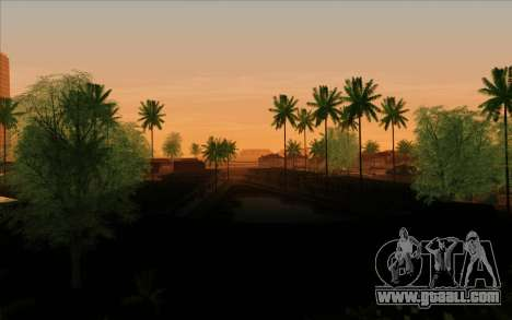 GTA 5 ENB by Dizz Nicca for GTA San Andreas sixth screenshot