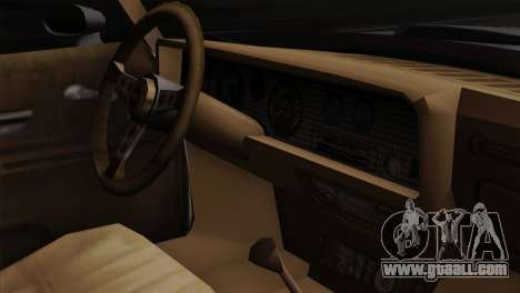 Pontiac Trans AM for GTA San Andreas back view