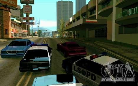 Tini ENB V2.0 Last for GTA San Andreas fifth screenshot