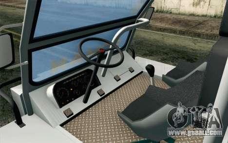 Dacia Logan MXP for GTA San Andreas right view