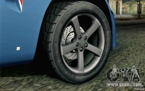 Wheels Corrector 2.0 SAMP for GTA San Andreas