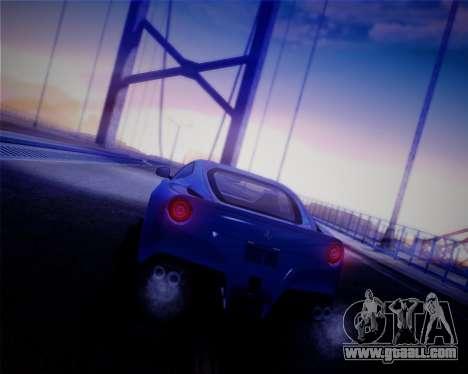 iNFINITY ENB for GTA San Andreas forth screenshot