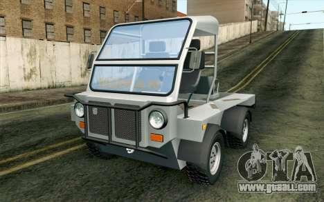 Dacia Logan MXP for GTA San Andreas