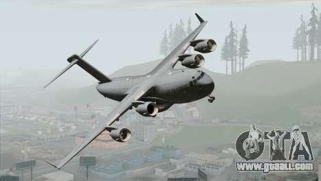 C-17A Globemaster III USAF March for GTA San Andreas
