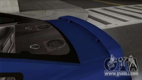 Ford Mustang GT PJ Wheels 1 for GTA San Andreas right view