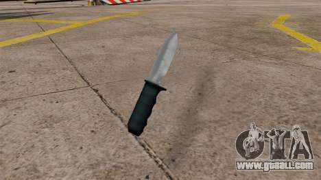 New knife for GTA San Andreas second screenshot