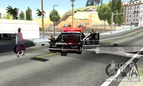 BeautifulDark ENB for GTA San Andreas second screenshot