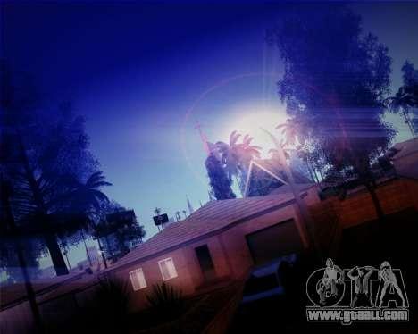 iNFINITY ENB for GTA San Andreas