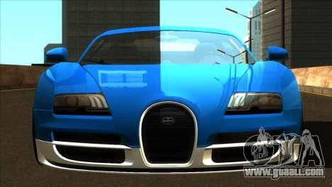 ENBSeries for weak PC v5 for GTA San Andreas sixth screenshot
