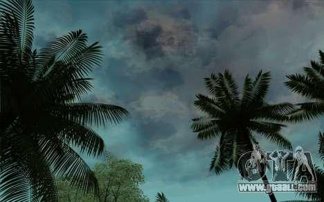 GTA 5 ENB by Dizz Nicca for GTA San Andreas fifth screenshot