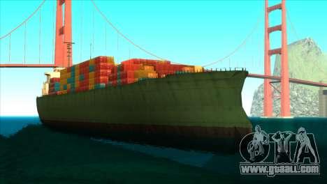 ENBSeries for weak PC v5 for GTA San Andreas eighth screenshot