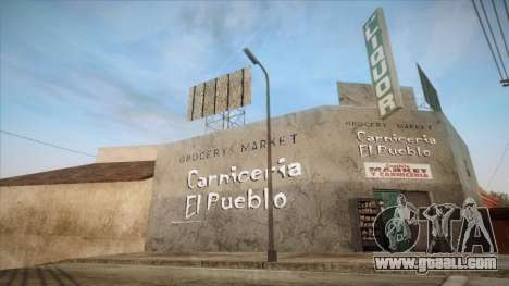 Simple ENB Series for Low PC for GTA San Andreas third screenshot