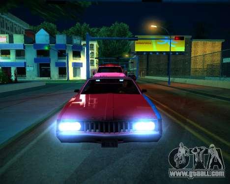ENB GreenSeries for GTA San Andreas twelth screenshot