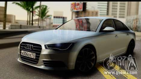 Audi A6 for GTA San Andreas