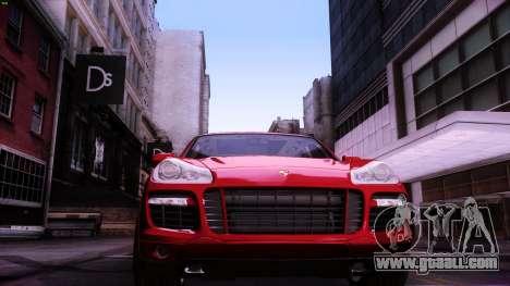 Lenoxx ENB for GTA San Andreas third screenshot