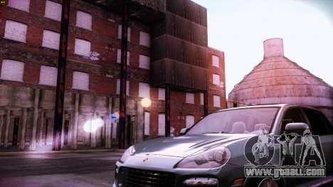 Lenoxx ENB for GTA San Andreas