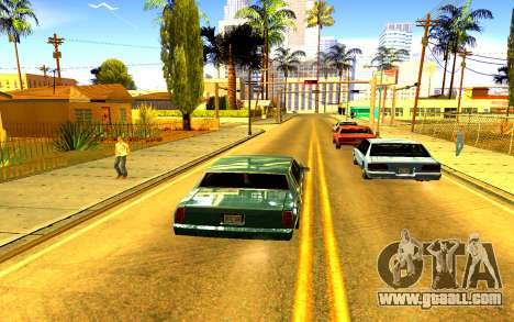 Colorful ENBSeries for GTA San Andreas second screenshot