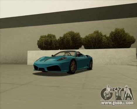 ENB Series for SAMP for GTA San Andreas third screenshot