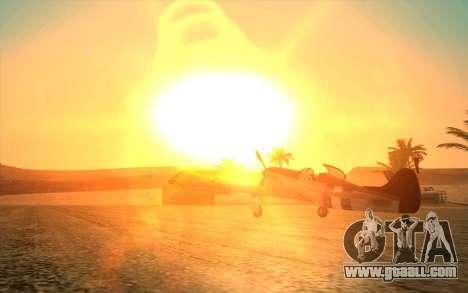 GTA 5 ENB by Dizz Nicca for GTA San Andreas second screenshot