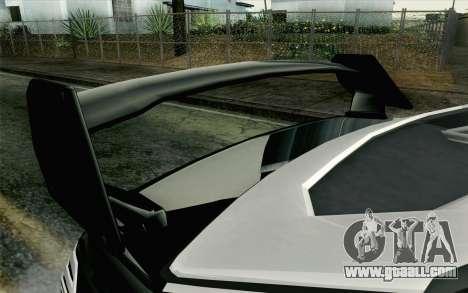 GTA 5 Karin Kuruma v2 Armored IVF for GTA San Andreas right view