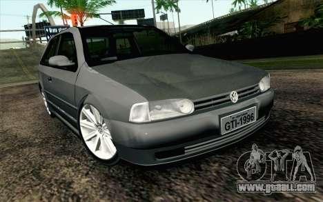 Volkswagen Golf GL for GTA San Andreas