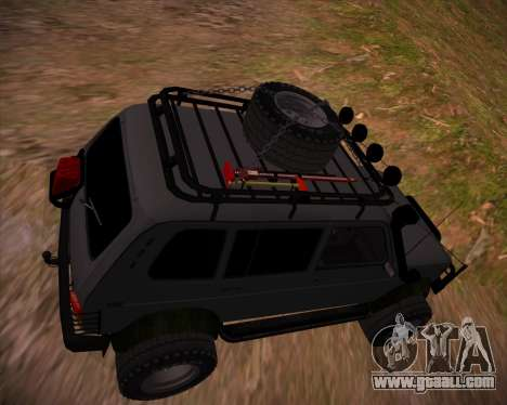 VAZ 2131 Niva 5D OffRoad for GTA San Andreas engine