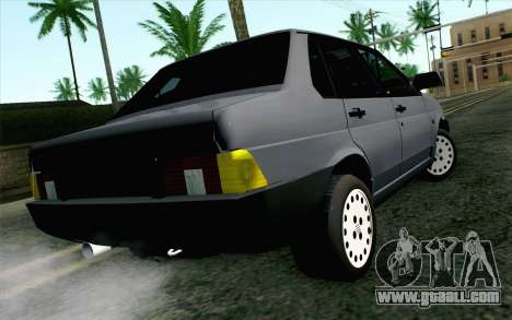Fiat Regata for GTA San Andreas left view