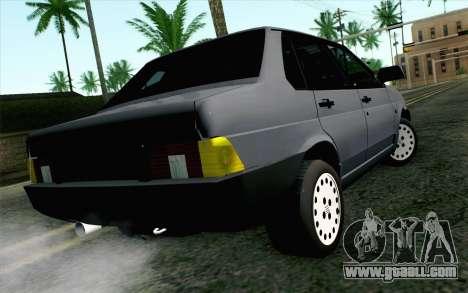 Fiat Regata for GTA San Andreas left view