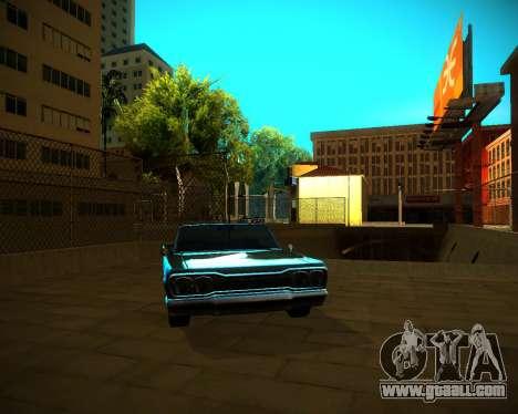 ENB GreenSeries for GTA San Andreas eighth screenshot