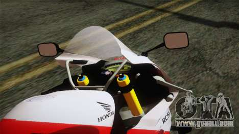 Honda RVT1000R (RC51) IVF for GTA San Andreas right view