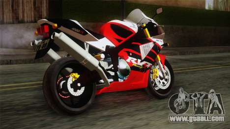 Honda RVT1000R (RC51) IVF for GTA San Andreas left view