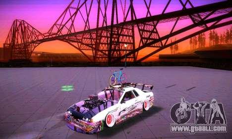ANCG ENB v2 for GTA San Andreas eighth screenshot