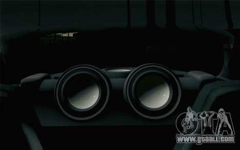 Mazda RX-7 Veilside Tokyo Drift for GTA San Andreas back view