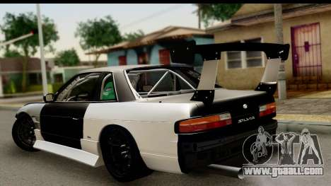 Nissan Silvia S13 Drift for GTA San Andreas left view