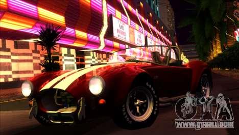 ENBSeries for weak PC v5 for GTA San Andreas forth screenshot