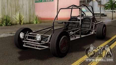 GTA 5 Space Docker for GTA San Andreas