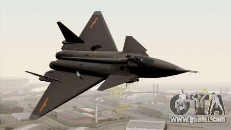 MIG 1.44 China Air Force for GTA San Andreas