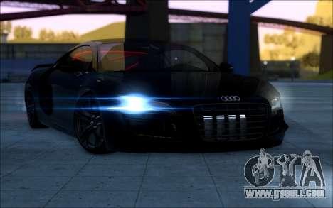 Realistic ENB V1 for GTA San Andreas seventh screenshot