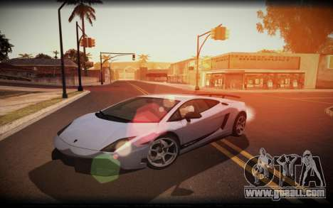 ENB for SA:MP v5 for GTA San Andreas second screenshot