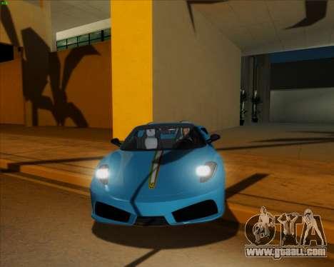 ENB Series for SAMP for GTA San Andreas sixth screenshot