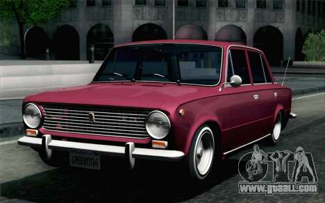 VAZ 2101 Lowrider for GTA San Andreas