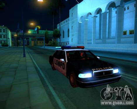 ENB GreenSeries for GTA San Andreas eleventh screenshot
