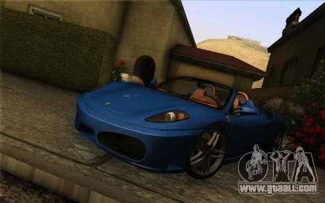 GTA 5 ENB by Dizz Nicca for GTA San Andreas forth screenshot