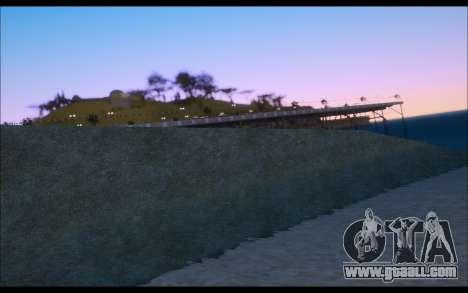 Realistic ENB V1 for GTA San Andreas fifth screenshot