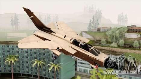 Tornado MIG Eater for GTA San Andreas