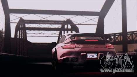 Strong ENB for GTA San Andreas